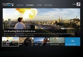 GoPro Launches Xbox 360 Channel App for On-Demand Viewing of GoPro Videos | DSLR Video | Scoop.it