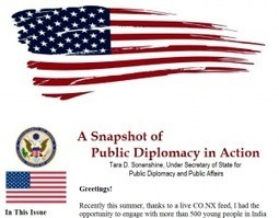 U.S. Public Diplomacy Increasing Domestic Outreach   CSC Center for Strategic Communication   Connect All Schools   Scoop.it