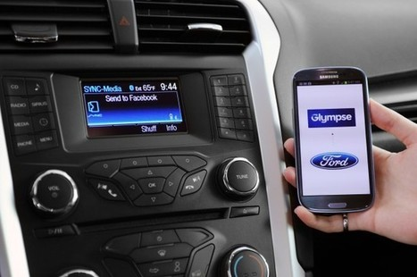 Automakers Open Their In-Car Platforms: First Up, Ford, and Soon, GM | wearable and moving marketing | Scoop.it