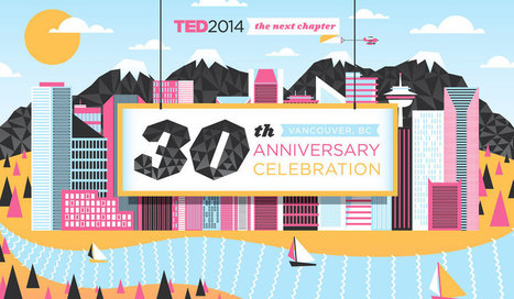 TED2014: The Next Chapter | Young Adult and Children's Stories | Scoop.it