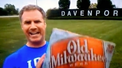 Ad of the Day: Why Is Will Ferrell Doing Low-Budget Ads for Old Milwaukee in the Quad Cities? | Adweek | Psychology of Consumer Behaviour | Scoop.it