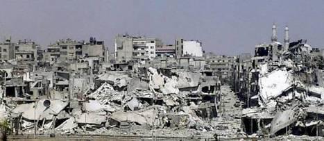 #excellent  [ #Syrie] Quand le berceau de la civilisation devient son cimetière, par #DianaJohnstone | News in english | Scoop.it