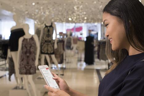 Macy's lance un assistant shopping avec IBM Watson | Digital et Expérience client omnicanal | Scoop.it