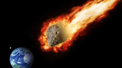 Japan says has built an asteroid-shooting cannon (but what for?) | Shock Physics | Scoop.it