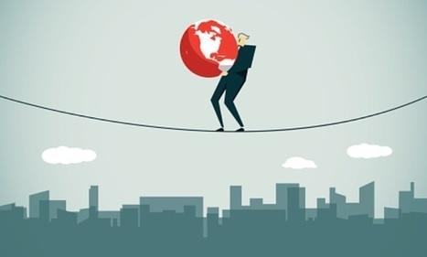 CNA: PELIGROSA ESPIRAL El BCE debe elegir entre salvar la economía o rescatar a los bancos | La R-Evolución de ARMAK | Scoop.it