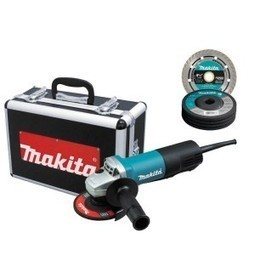 Makita 9557PBX1 4-1/2-Inch Angle Grinder with Aluminum Case | Best Angle Grinder Reviews | Home Improvement DIYer Tools | Scoop.it