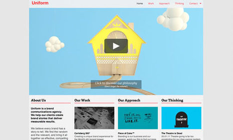 25 Examples of Thumbnail Usage in Web Design | Codrops | LouisRDN | Scoop.it