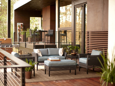 Patio Furniture - 100 Must See Designs and Images   Garden Designer   Scoop.it