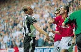 Man United fans on Twitter react to 'Roy Keane's dirty comments' | Phero1 | Scoop.it