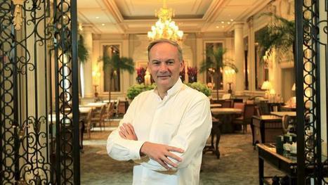 Christian Le Squer élu chef de l'année 2016 par ses pairs   Actu culinaire   Scoop.it