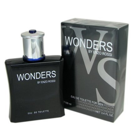 Wonders Black for Mens By Enzo Rossi Eau-de-toilette Spray, 3.4-Ounce | The Perfume Shop | Scoop.it