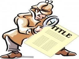 Đặt tiêu đề thế nào cho bài viết trong SEO hiệu quả | Đào tạo seo | Scoop.it