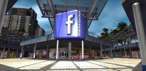 Facebook ya experimenta con la realidad virtual | Social Media & Actualidad 2.0 | Scoop.it