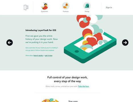 Flat design : mode passagère ou tendance durable ? | Cabaroc | Actu webmarketing et marketing mobile | Scoop.it