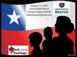 #Edcamp Santiago: En Twitter Se Hablan de los Profesores ... | Unconference EdcampSantiago | Scoop.it