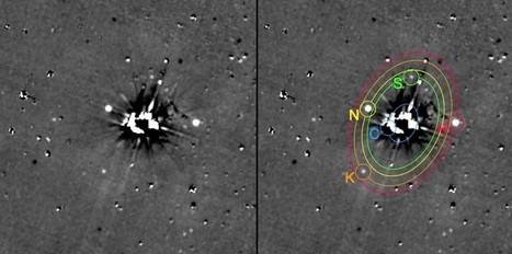 Photoshoot d'une ronde : Pluton | Rosetta : des plans sur la comète ! | Scoop.it