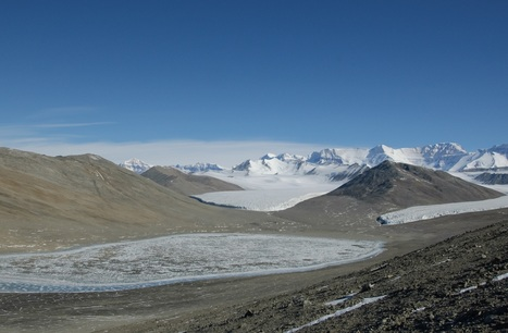 Huge ancient river basin explains location of the world's fastest flowing glacier | Conformable Contacts | Scoop.it