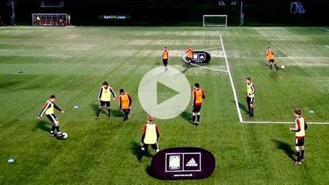 Play like Spain: Pass under pressure | EMSA Soccer Links | Scoop.it