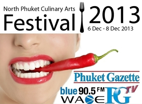 North Phuket announces details of 4th Culinary Arts Festival | Anantara Vacation Club Reviews | Scoop.it