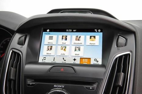 Ford développe des projecteurs avec un pointeur thermique pour ... - Le Journal du Geek | FlexLedLight, les LED pour les professionnels | Scoop.it