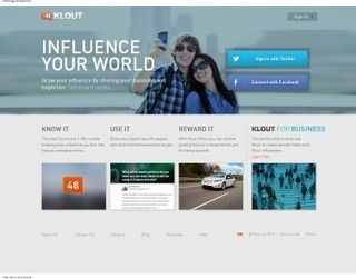 Making Klout Matter:  2 Tips For Making It a Better Measure of Your PROFESSIONAL Online Influence | Influence Marketing Strategy | Scoop.it