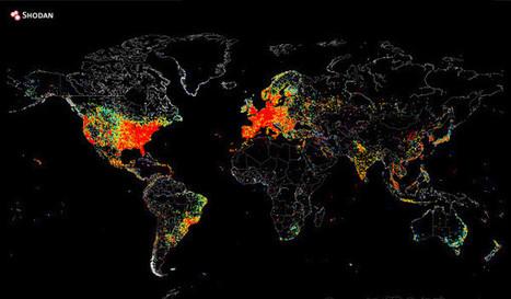 La place de la France sur la carte mondiale des objets connectés   Marketing & Technologie   Scoop.it