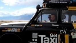 11th May: Staffordshire man completes round-the-world trip in a London taxi | Stoke-on-Trent & North Staffordshire | Scoop.it