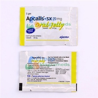 Buy Apcalis Oral Jelly online - Apcalis jelly 20gm   Men's Health Products   Scoop.it