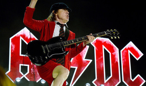 Malcolm Young's son reportedly confirms that Axl Rose is joining AC/DC | Music Extravaganza | Scoop.it