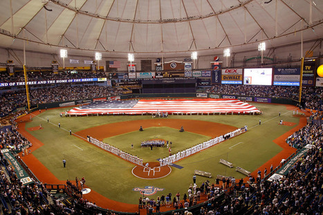 Public funds, sports stadiums, and Tampa Bay - DRaysBay | Sports Facility Management 4177145 | Scoop.it