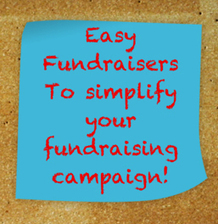Easy Fundraisers - Simple & Novel Ideas that are also Rewarding & Profitable   Fundraising   Scoop.it