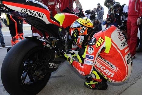 Hayden and Rossi under surgery | Ducati news | Scoop.it