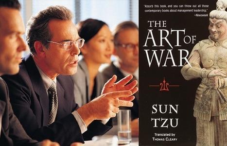 SUN TZU: the art of war in the boardroom   marketing   Scoop.it