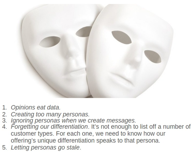 The five things most marketers get wrong about personas - Biznology | The Marketing Technology Alert | Scoop.it