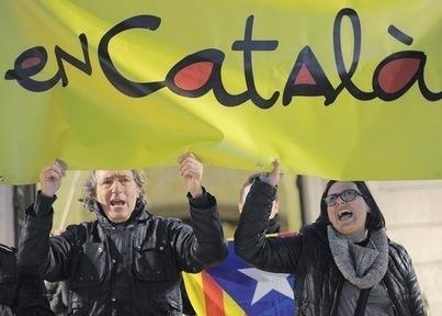 La langue catalane, un projet de société - La Croix | Catalogne | Scoop.it