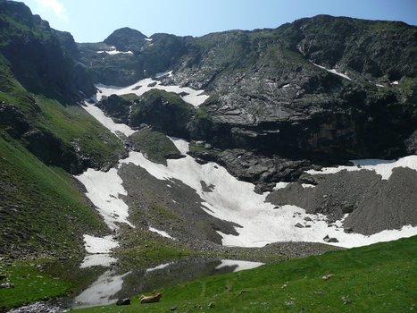 Lac de Sarrouyes le 20 juillet 2013 - Simone Fréchou | Vallée d'Aure - Pyrénées | Scoop.it