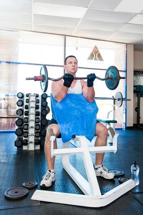 Brian - Gym Fanatic! | Everyday OCHS In The Community | Scoop.it