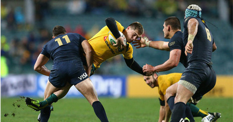 James O'Connor has his contract ripped up by the ARU   Rugby News and Interest   Scoop.it
