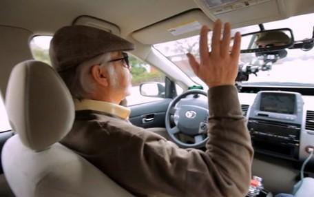 Blind Man Test-Drives Google's Amazing Self-Driving Car | Technoculture | Scoop.it
