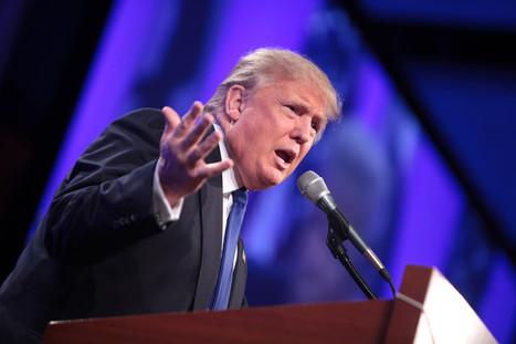 Stephen King et 600 autres auteurs lancent une pétition contre Donald Trump | SoFrenchy | Scoop.it