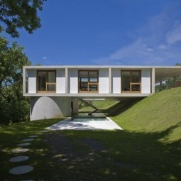 House in Sonvico by Architetti Pedrozzi e Diaz Saravia - Dezeen   architecture   Scoop.it