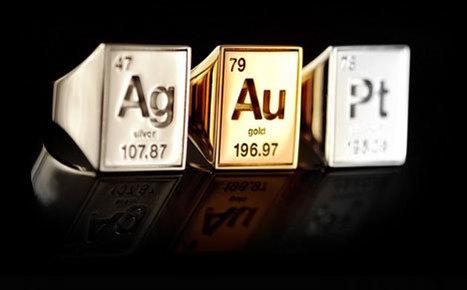 Origen de los nombres de los elementos químicos   Mundo Clásico   Scoop.it
