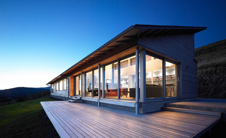Eco-Friendly + Energy Conscious Architecture on the Cliffs of Scotland | sustainable architecture | Scoop.it