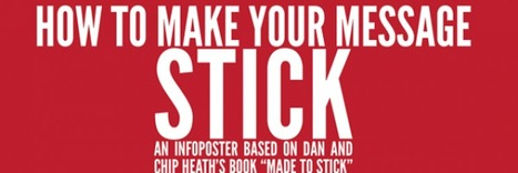 How To Make Your Internet Marketing STICKY [infographic] | Marketing Revolution | Scoop.it