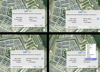 Primary Ideas: Google Earth in Maths | New Learning Environments - Around the Google Earth | Scoop.it