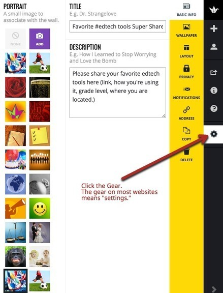 How to Use Padlet: A Fantastic Tool for Teaching :: Vicki Davis | Instructional Technology | Scoop.it