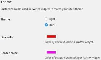 The official Twitter plugin for WordPress is here | Twitter Blogs | Wordpress hospital | Scoop.it