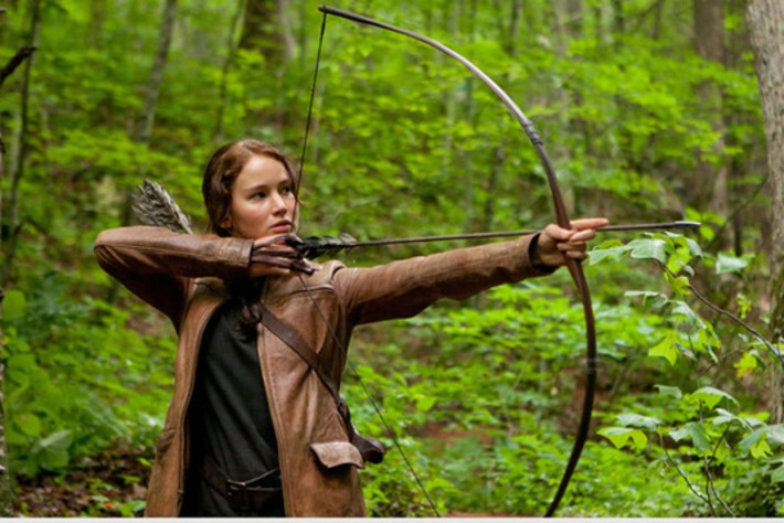 The Hunger Games Is the New Lord of the Flies - BusinessWeek | Machinimania | Scoop.it