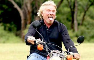 Richard Branson on Finding a Work-Life Balance | MILE Leadership | Scoop.it