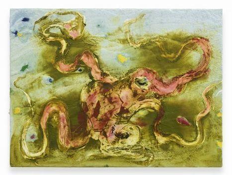 Un pulpo es un pulpo. Miquel Barceló bucea en sus últimas pinturas | Libro blanco | Lecturas | Scoop.it